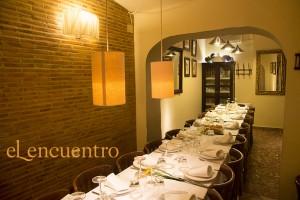 Restaurante en el centro de Valencia